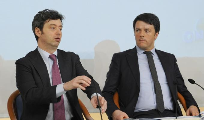Matteo Renzi successore