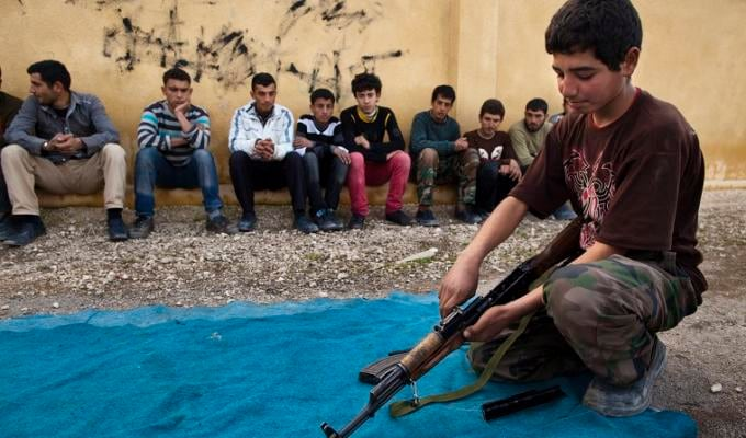 Siria armi