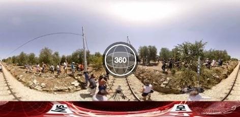 video 360 incidente treni puglia