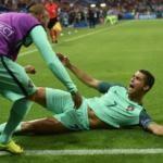 video del gol di cristiano ronaldo portogallo galles
