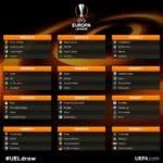 Calendario Europa League 2016 2017
