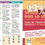 Festa dell'Unità Roma 2016