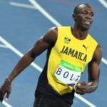 Usain Bolt 100 metri rio