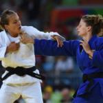Odette Giuffrida argento Rio 2016 judo