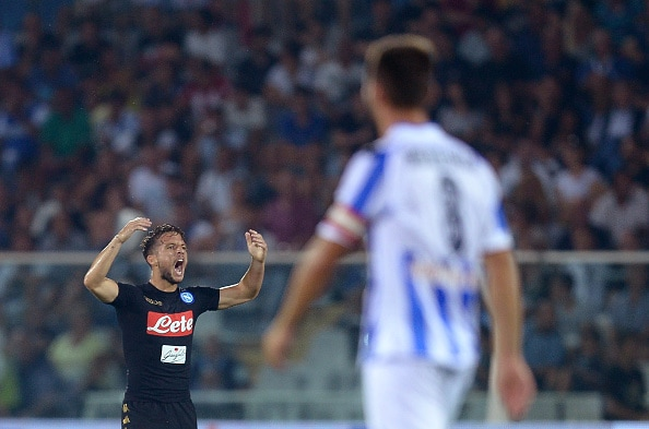 PESCARA-NAPOLI 2-2 VIDEO GOL HIGHLIGHTS