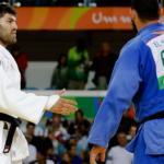 Rio 2016, Egiziano israeliano stretta di mano