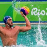Italia-pallanuoto medaglia bronzo