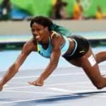 Shaunae Miller tuffo oro 400 metri Rio 2016
