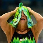 Tuffi flop Rio 2016 Zakharov Bazhina Azman