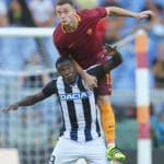 ROMA-UDINESE PAGELLE