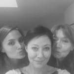 shannen Doherty cane