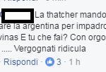 Belen Rodriguez Margaret Thatcher