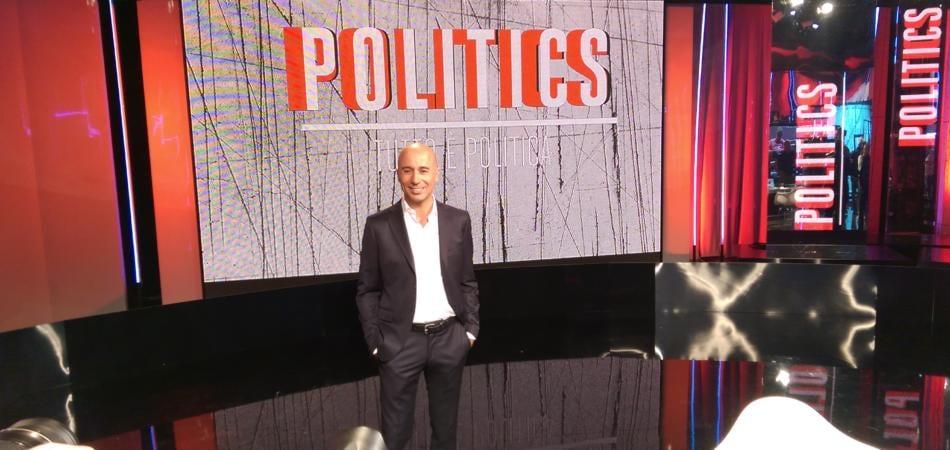 MATTEO RENZI OSPITE POLITICS
