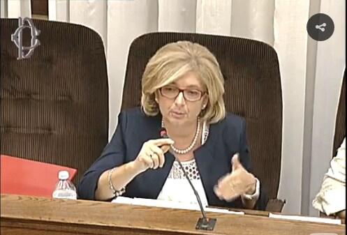 Raggi muraro audizione commissione rifiuti diretta streaming for Diretta dalla camera dei deputati