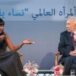 Shimon Peres morto