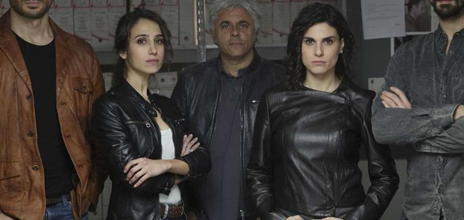 Squadra Antimafia 8 Cast