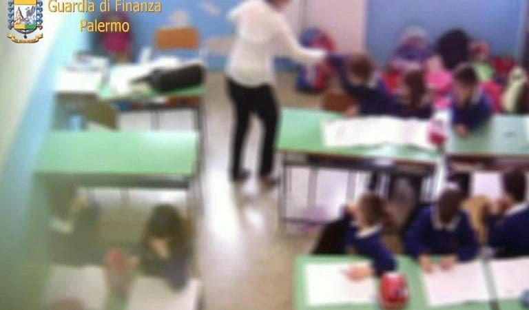 botte scuola maestre violente