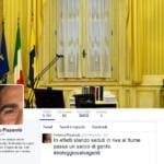 Federico Pizzarotti contro Luigi Di Maio
