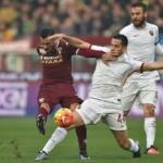 Torino-Roma diretta streaming