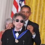Bob Dylan Barack Obama
