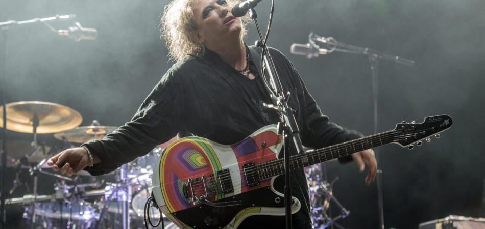 The Cure - Robert Smith - Bestival 2016