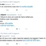 Emis Killa femminicidio 3 messaggi in segreteria