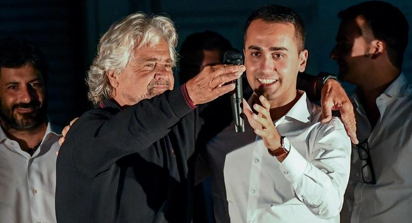 Luigi Di Maio firme false Palermo