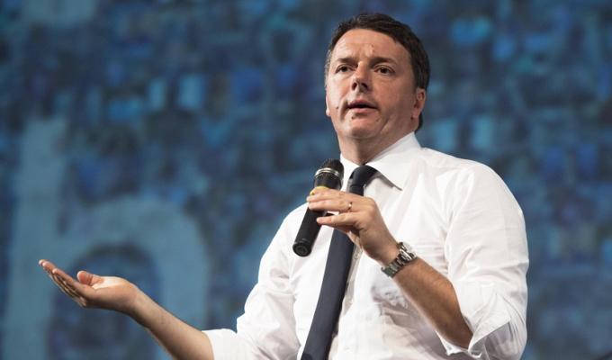 Matteo Renzi giovani voto
