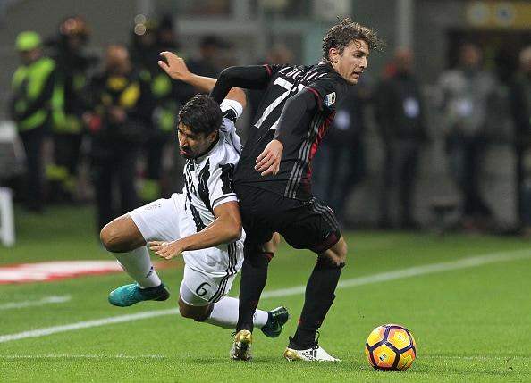 Milan-Juventus gol video Manuel Locatelli
