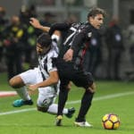 Milan-Juventus 1-0 gol Locatelli video