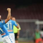 Napoli-Empoli 2-0 video gol highlights mertens chiriches