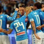 Napoli-Empoli diretta streaming