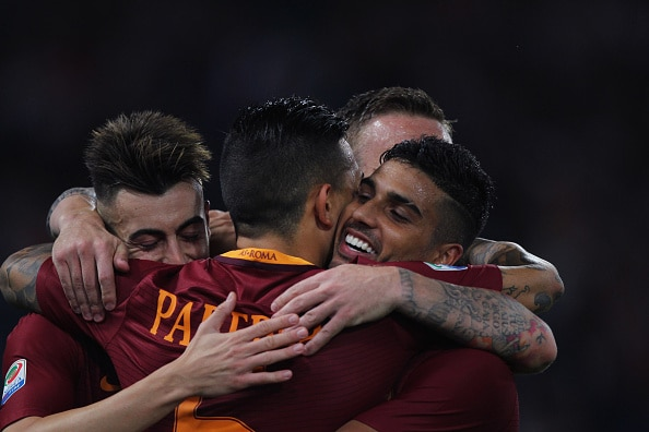 ROMA-PALERMO 4-1 VIDEO GOL HIGHLIGHTS