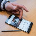 Samsung Galaxy Note 7 esplosione