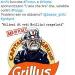 boicottaggio findus m5s