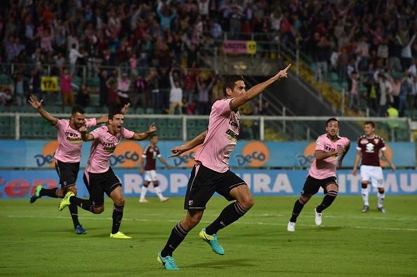 Cagliari-Palermo diretta streaming