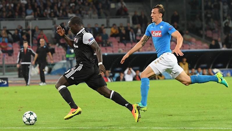 napoli-besiktas 2-3 video gol highlights