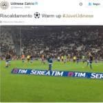 Juventus-Udinese diretta