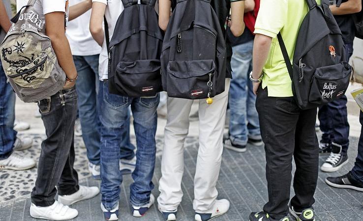 studenti italiani schedati