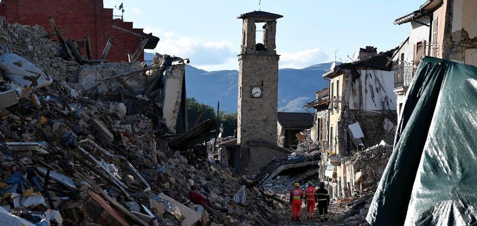 Terremoto misurazione