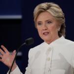 discorso Hillary Clinton