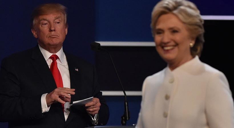 Ultimo Dibattito TV Hillary Clinton Donald Trump