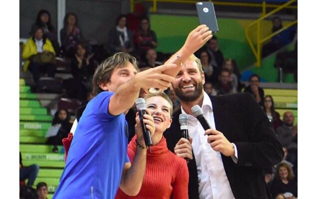 Bebe Vio Selfie Stick