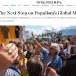 M5S populismo