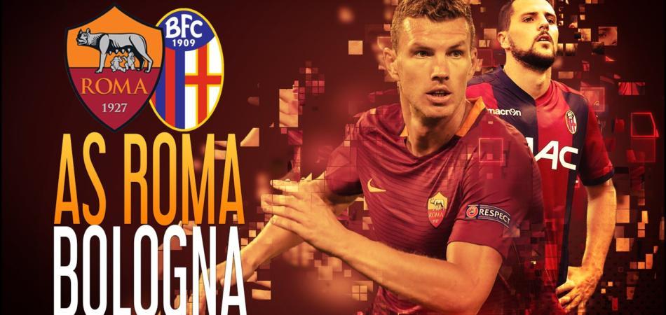 Roma-Bologna diretta streaming