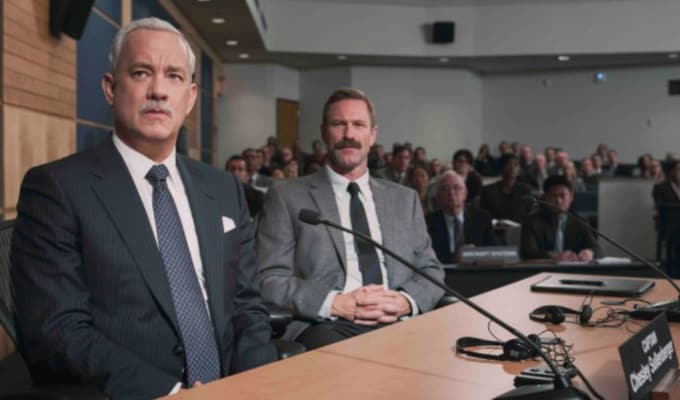 Sully Clint Eastwood recensione