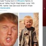 Donald Trump complotissimo Pakistan