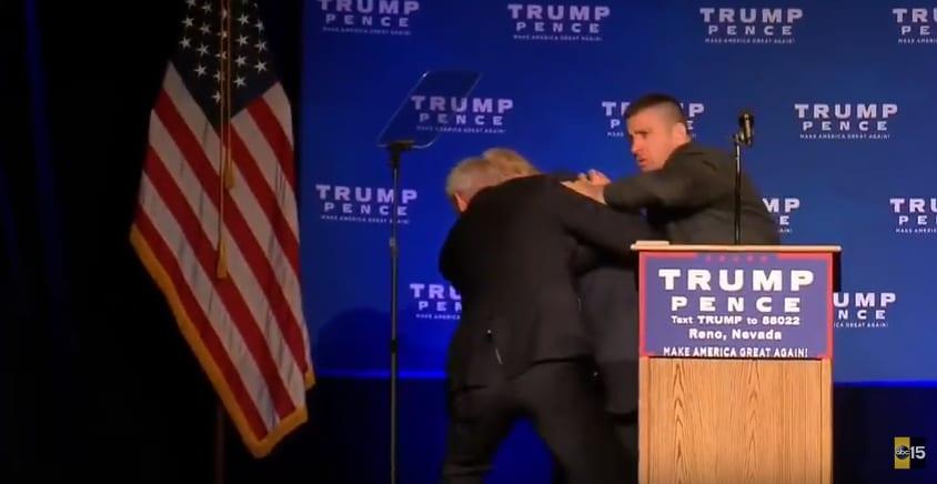 Donald Trump Reno Nevada video