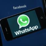 Facebook WhatsApp trasmissione dati