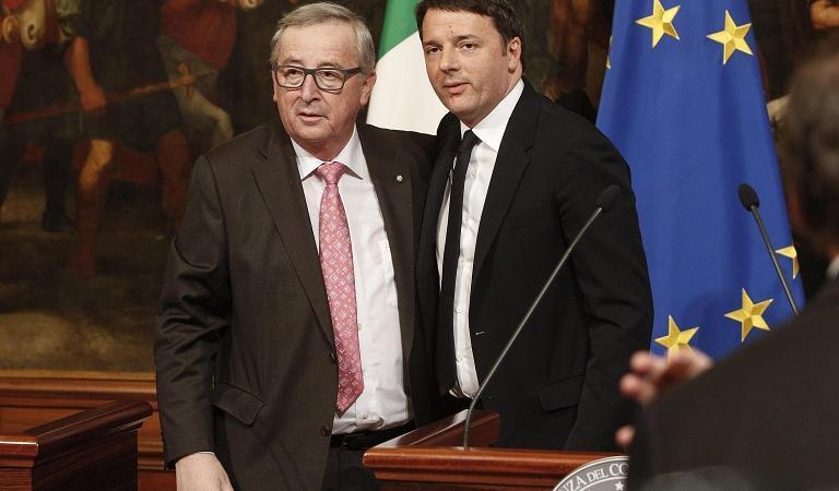 Juncker-Renzi